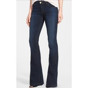 Kut From the Kloth Chrissy Flare Jeans SZ 8